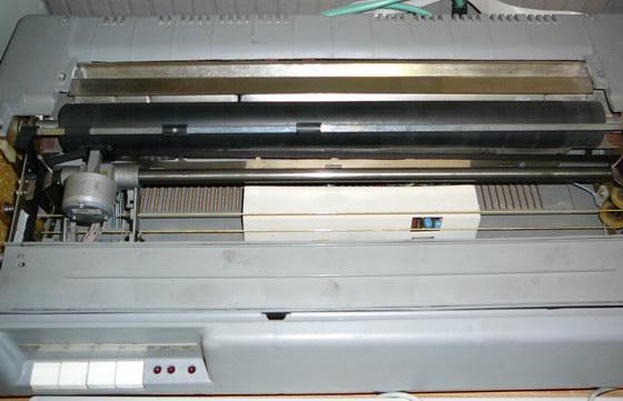 Принтеры матричные.  Картриджи.  Печатающие головки.